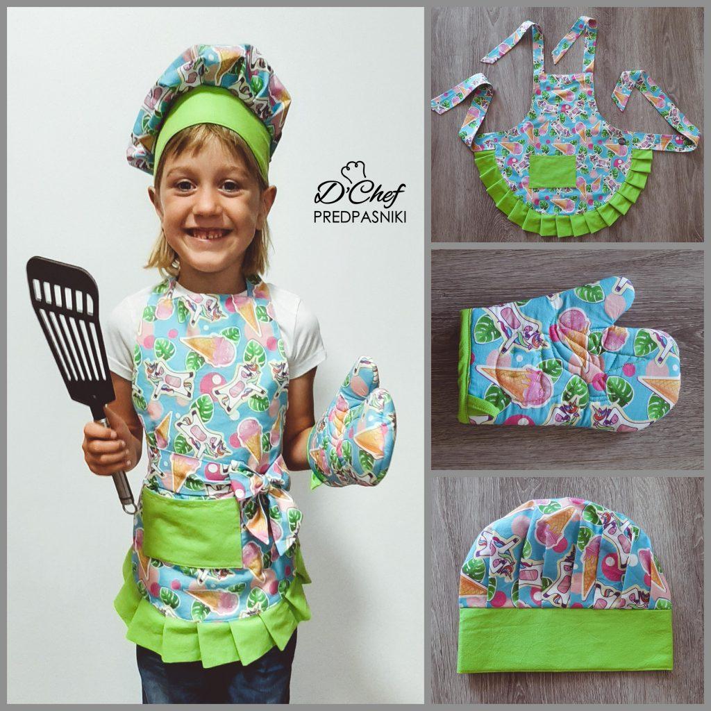 Otroški kuharski set